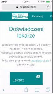 Help-DoctorDE - App sc